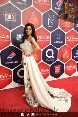 Ayesha HUM TV Style Awards