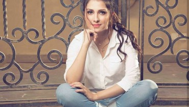 See Ayeza Khan's Photoshoot for OK Pakistan