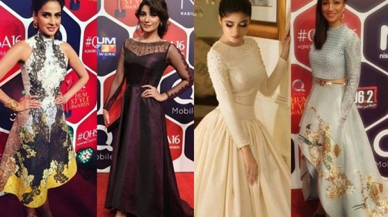 See Best dressed Celebrities at HUM Style Awards 2016