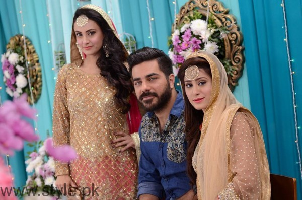 Bridal and Formal Wear Dresses at Good Morning Pakistan
