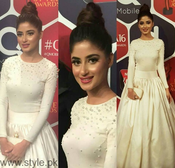 Celebrities at Qmobile HUM Style Awards 2016 (31)