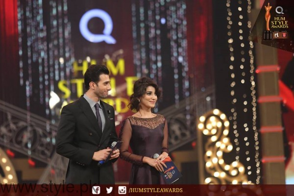 Celebrities at Qmobile HUM Style Awards 2016 (53)