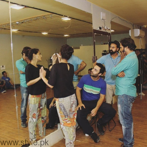Celebrities during Rehearsals of 1st HUM Jazz Style Awards (5)