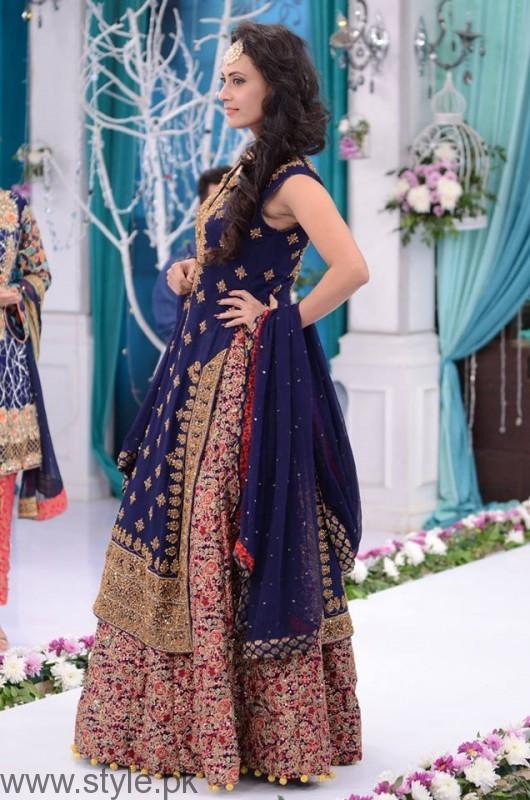 Dresses at Good Morning Pakistan Show