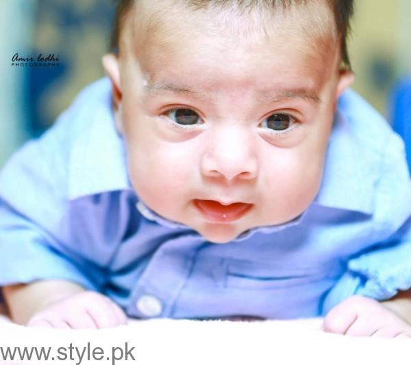 Dua Malik & Sohail Haider Baby Boy
