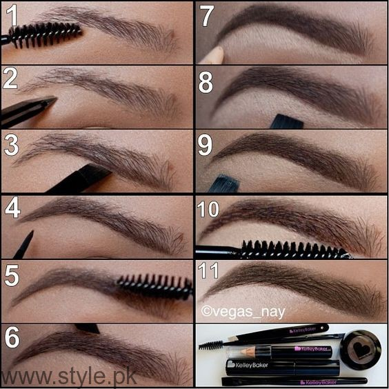 Eyebrow Shaping Tips For A Perfect Arch Look Style