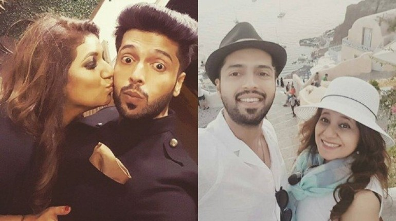 See Fahad Mustafa is vacationing with wife in Greece