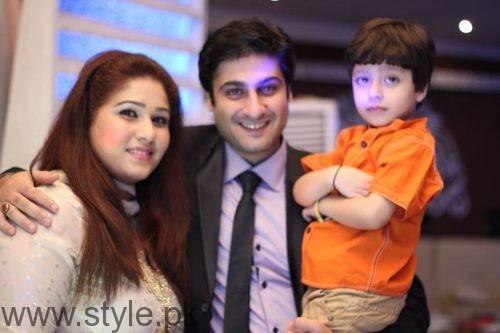 See Family Pictures of Kamran Jilani
