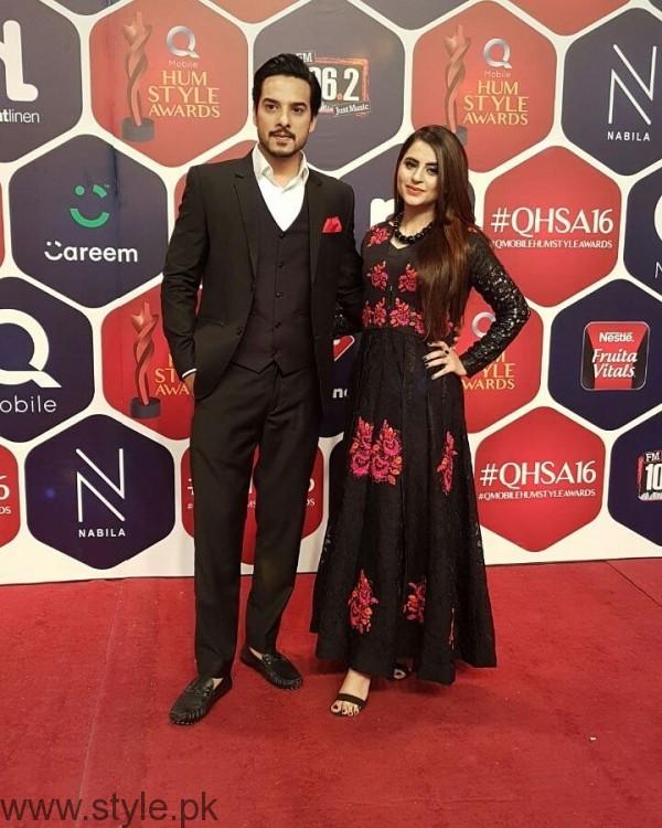 Fatima Effendi Best Styled Celeb Hum Style Awards