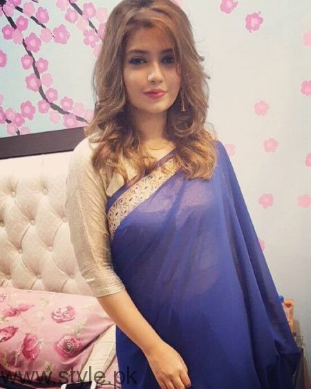Faysal Qureshi's Daughter Hanish Qureshi
