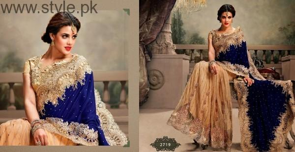 Golden Saree Collection (11)