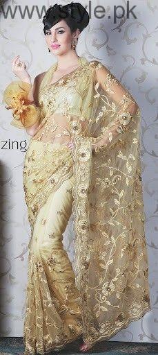 Golden Saree Collection (4)