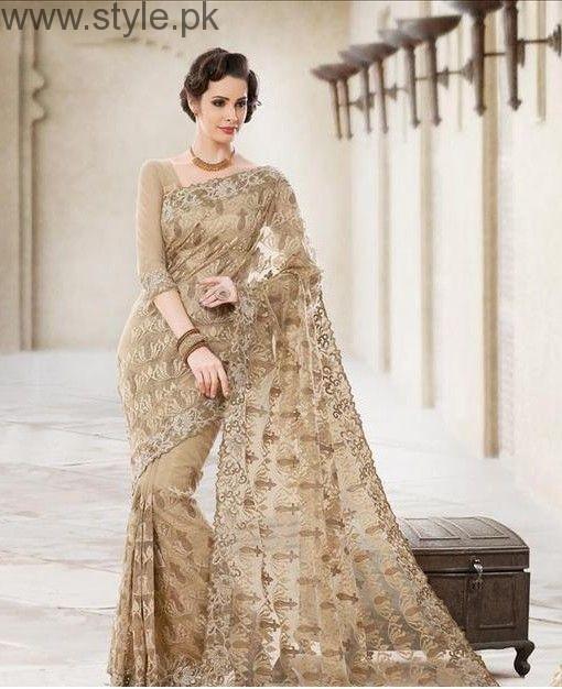 Golden Saree Collection (5)