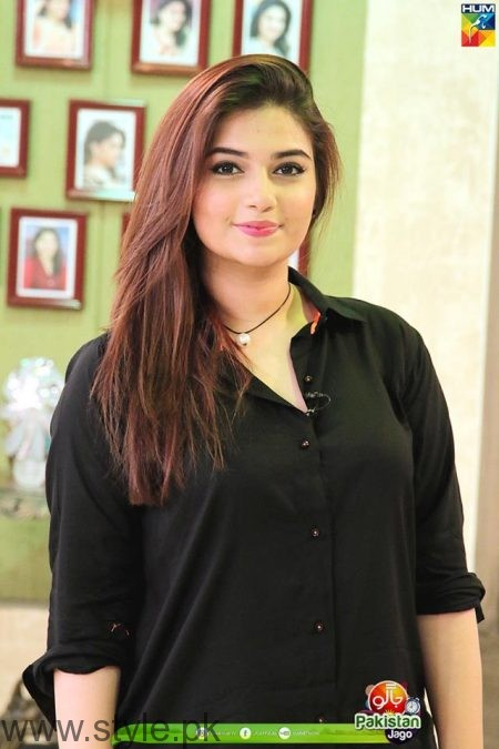 Faisal Qureshi Daughter Hanish