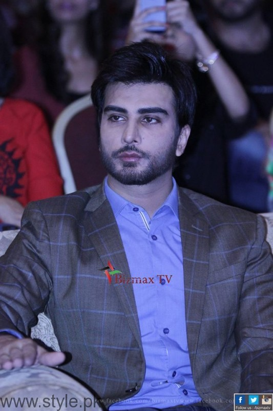 Imran Abbas at Music Launch Of Lahore Se Aagey