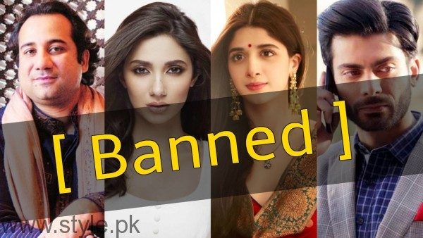 India banned Pakistani Actors and Pakistan banned Indian content (2)