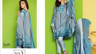 Ittehad Textiles Linen Dresses 2016 For Women