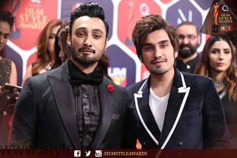 Jaswals Hum TV Style Awards