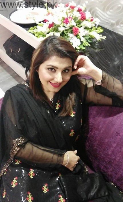 javeria saud of Rose Mohammed's Nikah