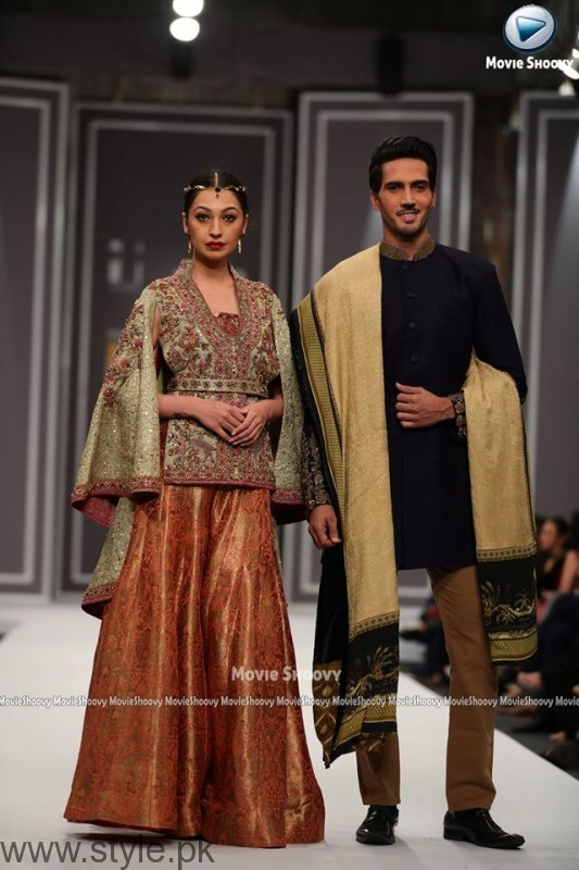 Jeem By Hamza Bukhari At Fashion Pakistan Week 2016 (5)