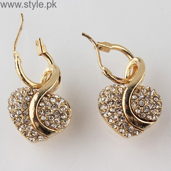 Latest Earrings 2016 (10)