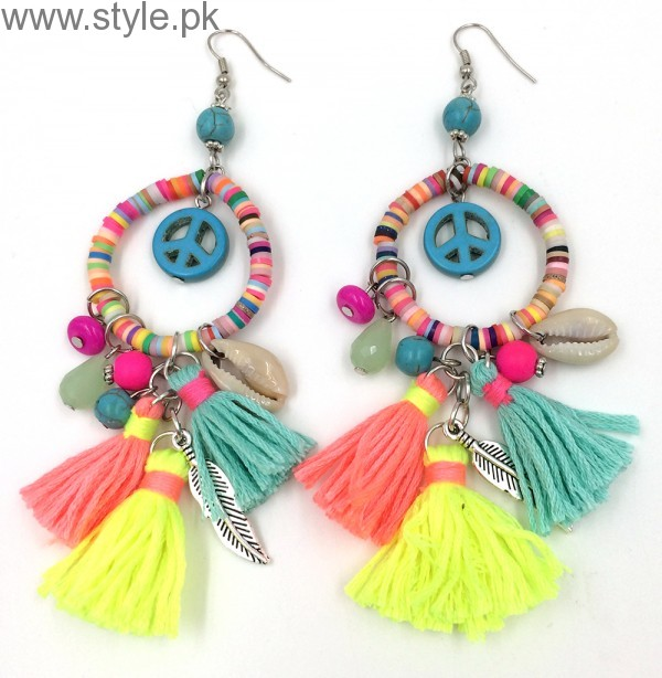 Latest Earrings 2016 (11)