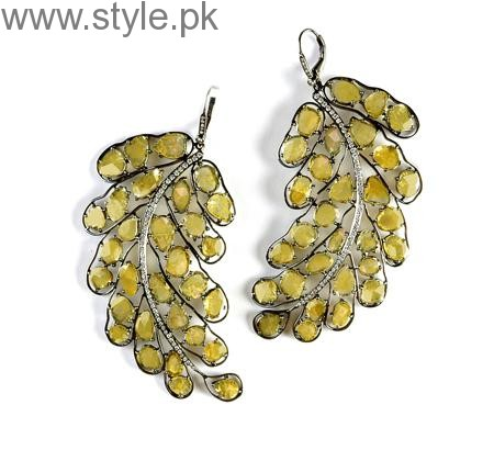 Latest Earrings 2016 (13)