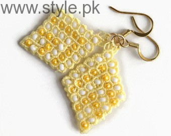 Latest Earrings 2016 (17)
