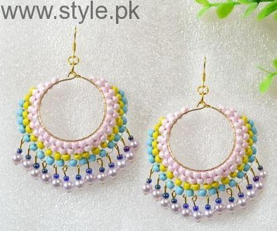 Latest Earrings 2016 (18)