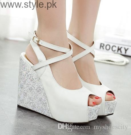 Latest Wedge Heels 2016 (2)
