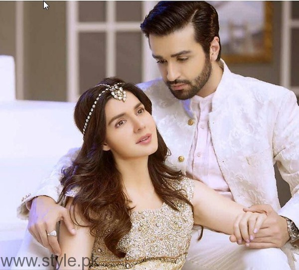 Mahnoor Baloch on the set of her upcoming drama 'Khoobsurat' (5)