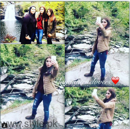 Maya Ali's pictures from Scotland Tour (6)