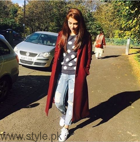 Maya Ali's pictures from Scotland Tour (8)