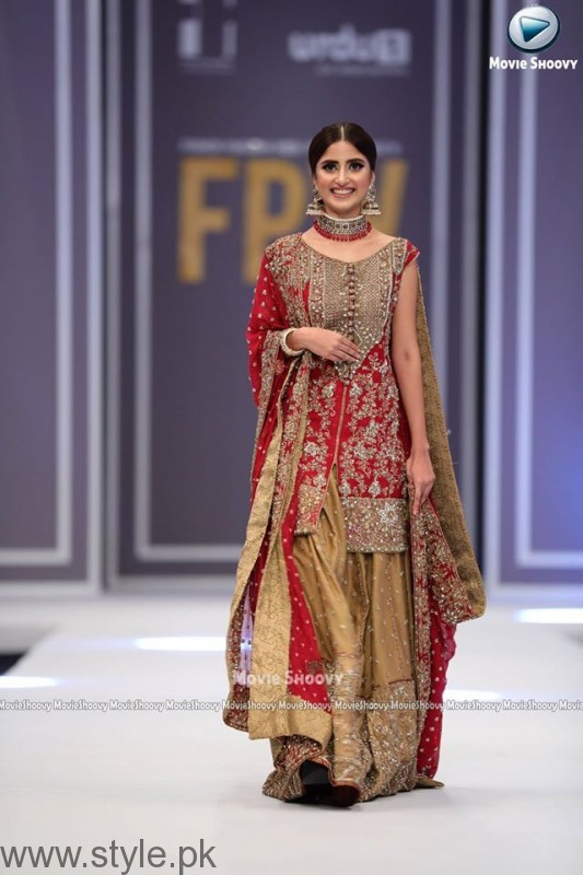 MonaImran Collection At FPW2016 (2)
