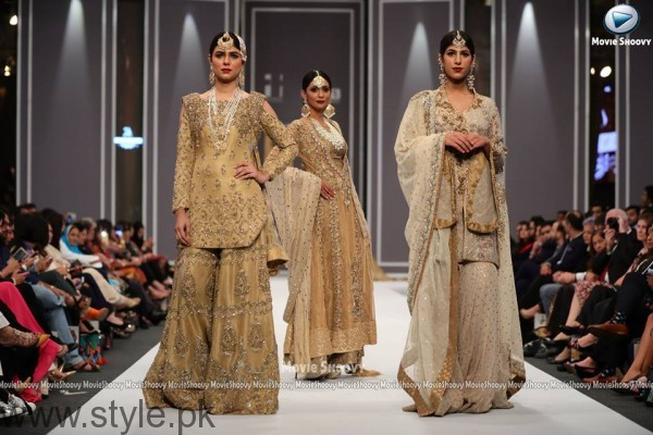 MonaImran Collection At Fashion Pakistan Week 2016