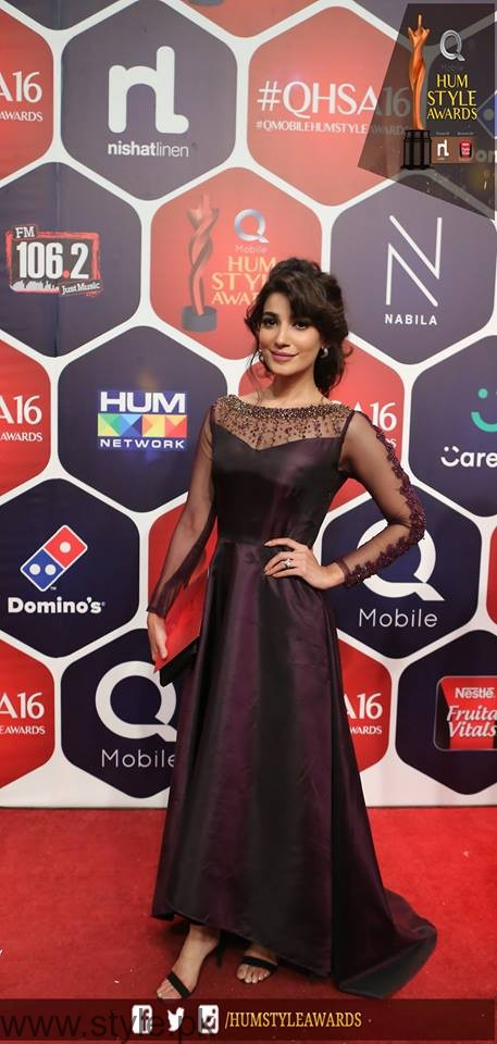 Naveen Hum TV Style Awards