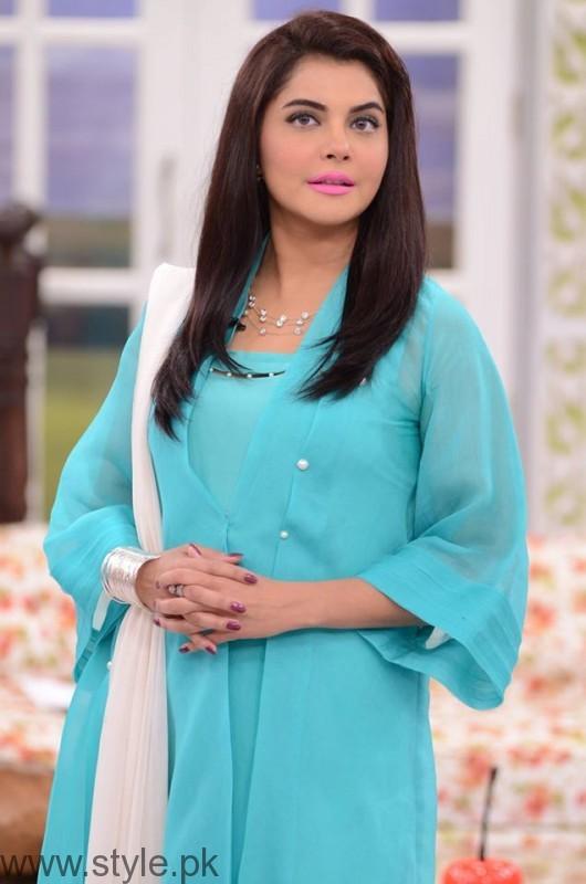 Nida Yasir Good Morning Pakistan