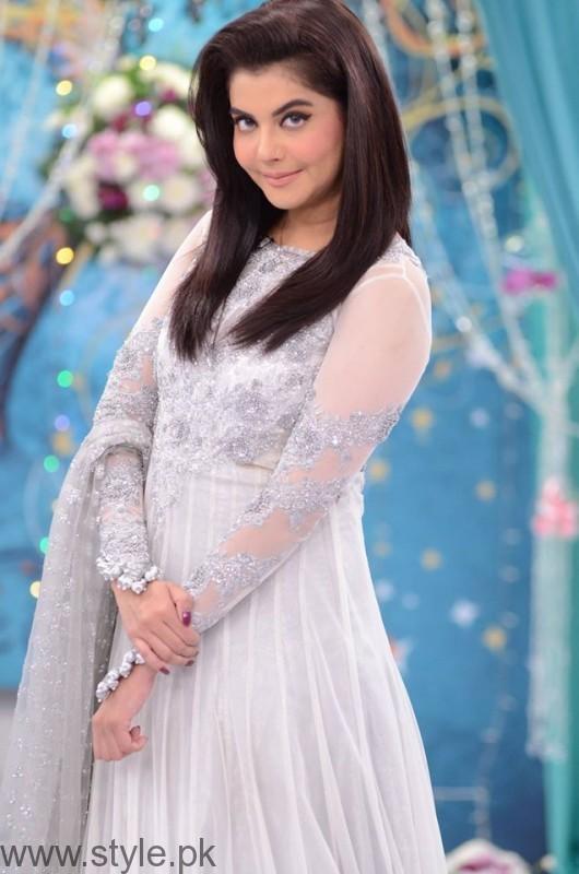 Nida Yasir in Good Morning Pakistan Show