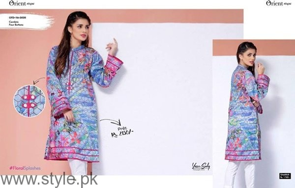 Orient Textile Digital Dresses 2016 For Women001