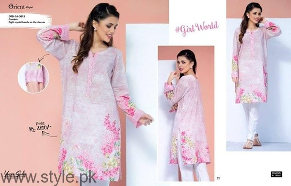 Orient Textile Digital Dresses 2016 For Women010