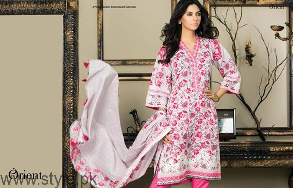 Orient Textiles Sawan Dresses 2016 For Women0012