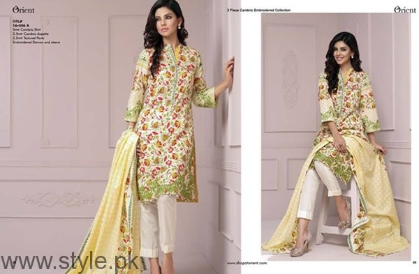 Orient Textiles Sawan Dresses 2016 For Women0013