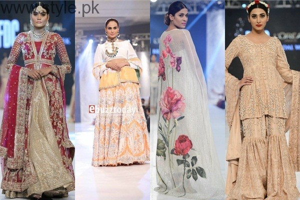See PFDC L'Oréal Paris Bridal Week 2016 Day 3 Pictures