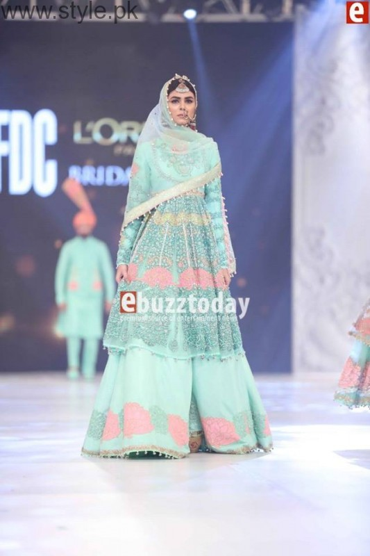 PFDC L'Oréal Paris Bridal Week 2016 Day 3 Pictures (10)