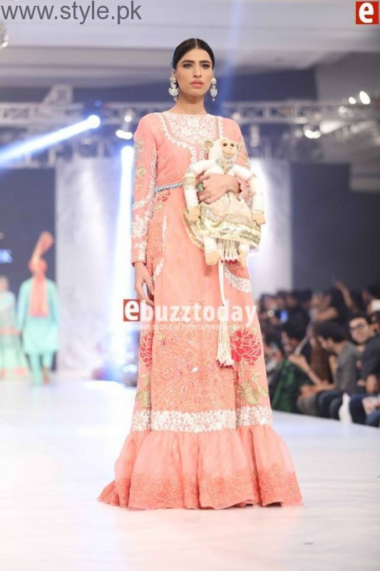 PFDC L'Oréal Paris Bridal Week 2016 Day 3 Pictures (11)