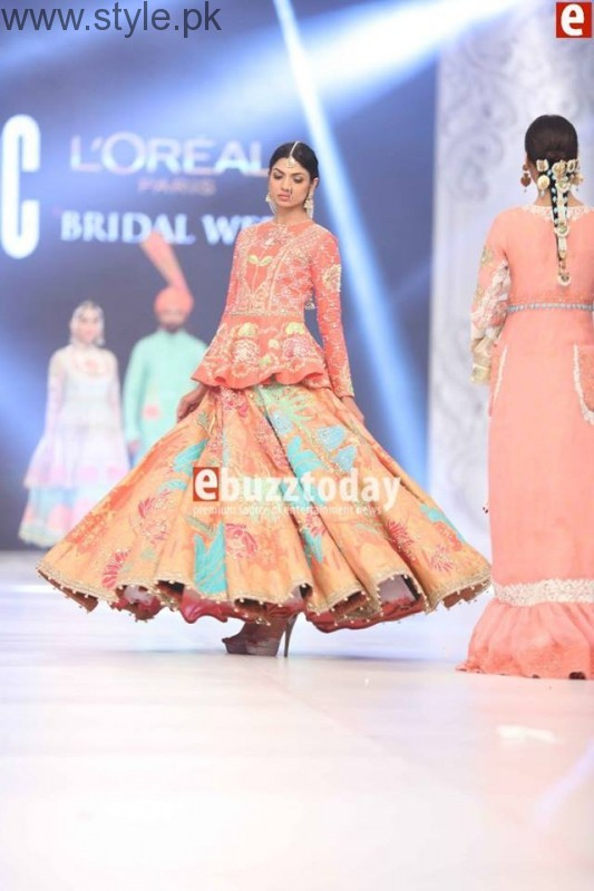PFDC L'Oréal Paris Bridal Week 2016 Day 3 Pictures (12)