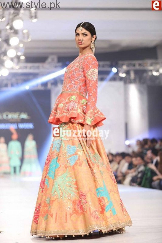 PFDC L'Oréal Paris Bridal Week 2016 Day 3 Pictures (14)