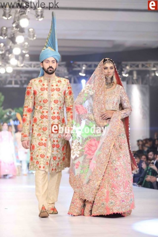 PFDC L'Oréal Paris Bridal Week 2016 Day 3 Pictures (18)