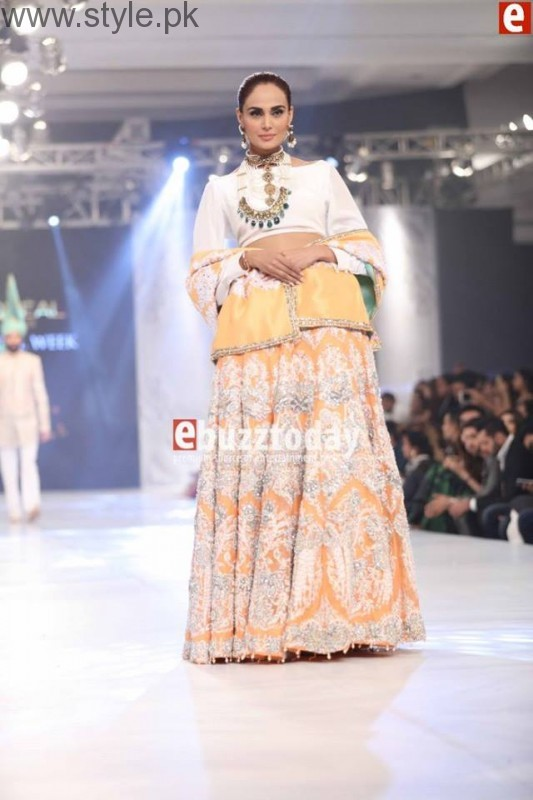 PFDC L'Oréal Paris Bridal Week 2016 Day 3 Pictures (25)