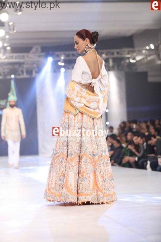 PFDC L'Oréal Paris Bridal Week 2016 Day 3 Pictures (26)